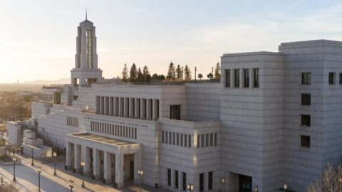 The First Presidency Continues the Saturday Evening Session of General Conference