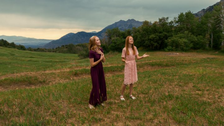 Sisters Create Powerful Video with Reminder that Everyone Needs to Hear | God Gives Thanks for You [Free Sheet Music + MP3 Available]