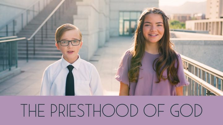 Beautiful Song Written for Temple and Priesthood Preparation Event for 11-yr-old Primary Girls and Boys